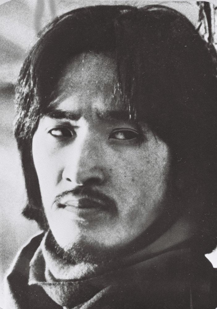 写真・図版 : 松田優作=1982年