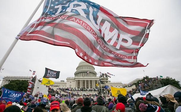 トランプに扇動された支持者の暴走で、共和党議員の予言が現実に