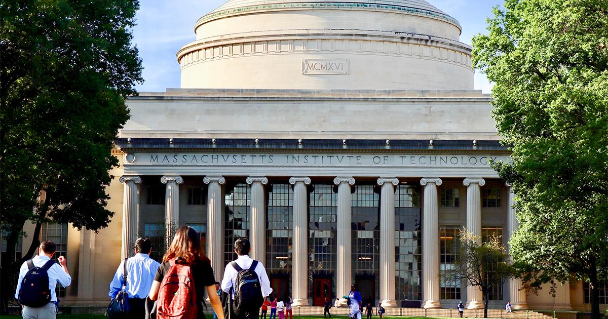写真・図版 : マサチューセッツ工科大学