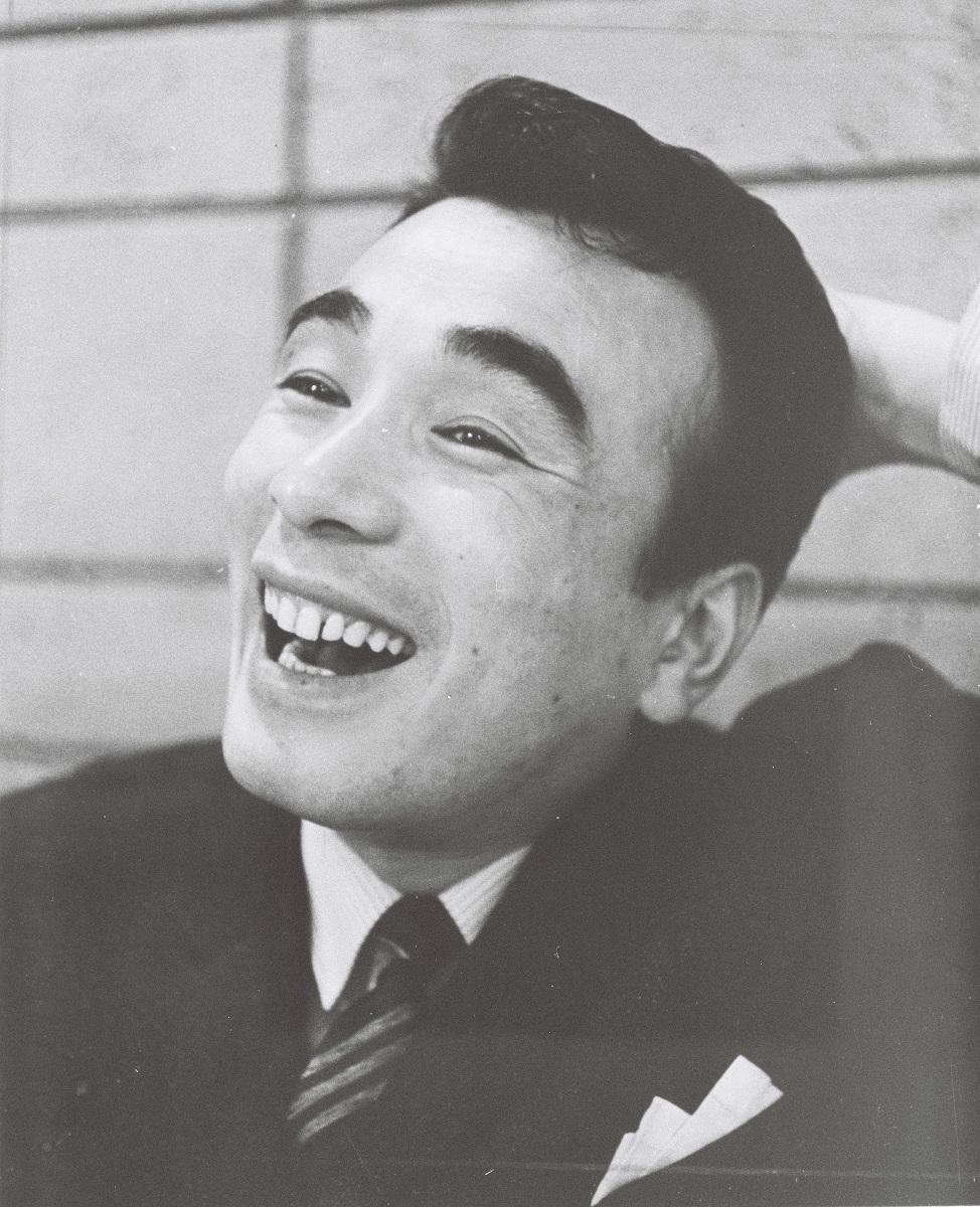 写真・図版 : 植木等(1961年)
