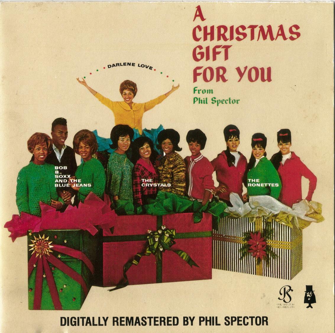 CHRISTMAS GIFT FOR YOU-a  フィレスのオリジナルアルバムジャケット
