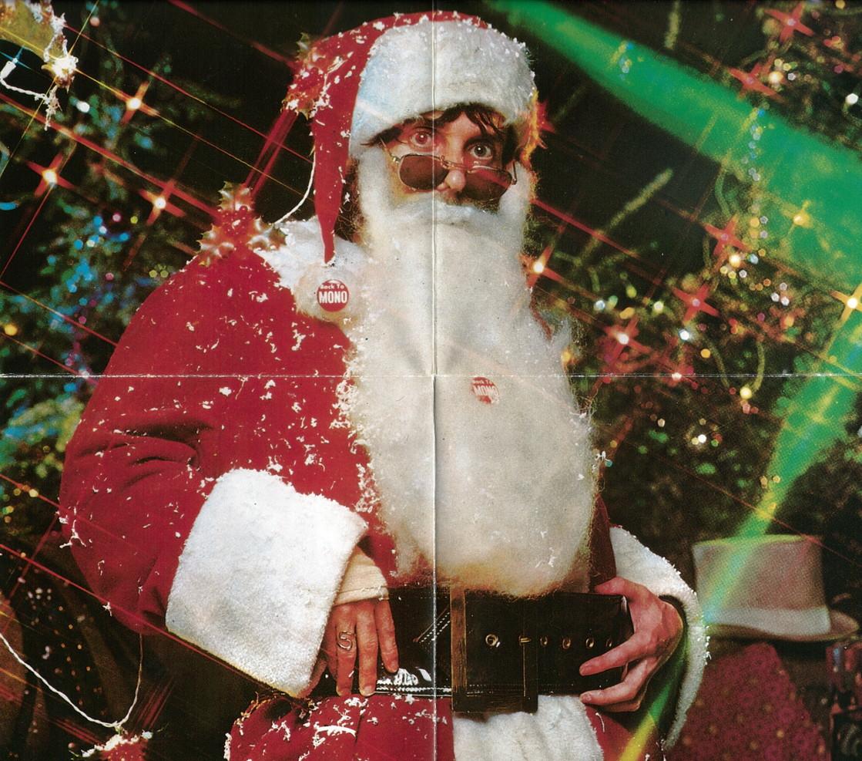 CHRISTMAS GIFT FOR YOU-b  アルバムに封入されていたサンタ姿のスペクター