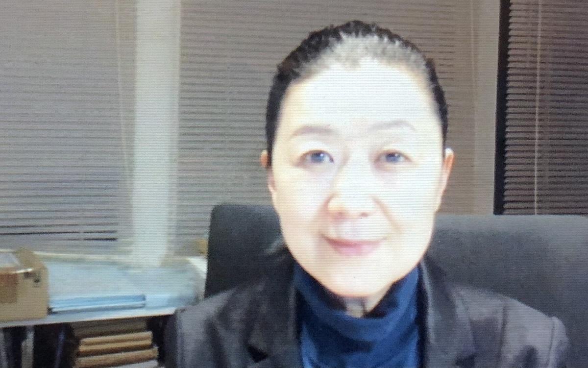 会田薫子さん