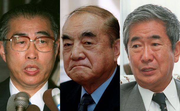 「三巨頭vs.防衛庁長官」事件発生! 仕事はすべて板挟み