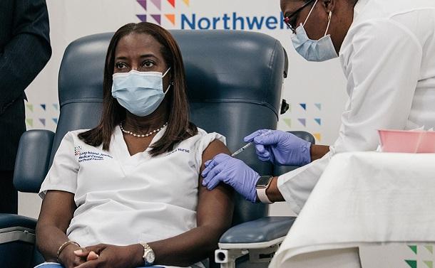ワクチン接種が進むアメリカ――ニューヨークでは不法滞在者にも