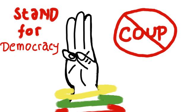 SNSが変えたミャンマー・クーデターへの抗議の民衆蜂起