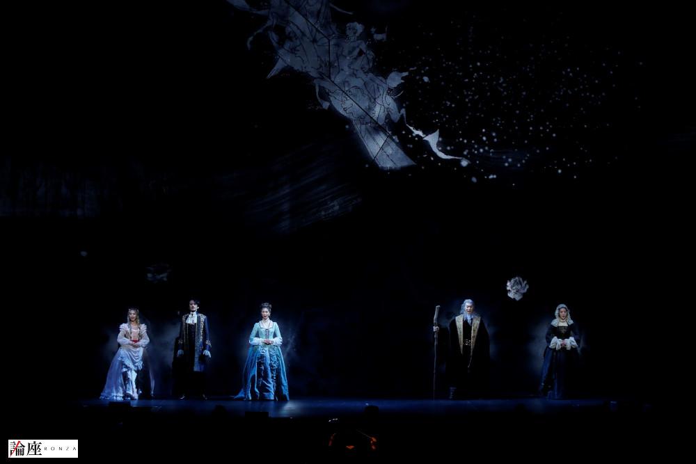 写真・図版 : ミュージカル『ポーの一族』公演から=岸隆子(Studio Elenish)撮影