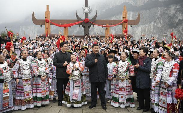 現代中国の「行幸」 習近平国家主席が2021年の地方視察に込めた意味