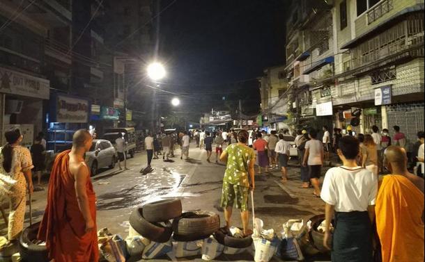 ミャンマー、巻き込まれる日本人駐在員宅 激しさ増す軍政当局の威圧〜ヤンゴン緊急リポート第九弾