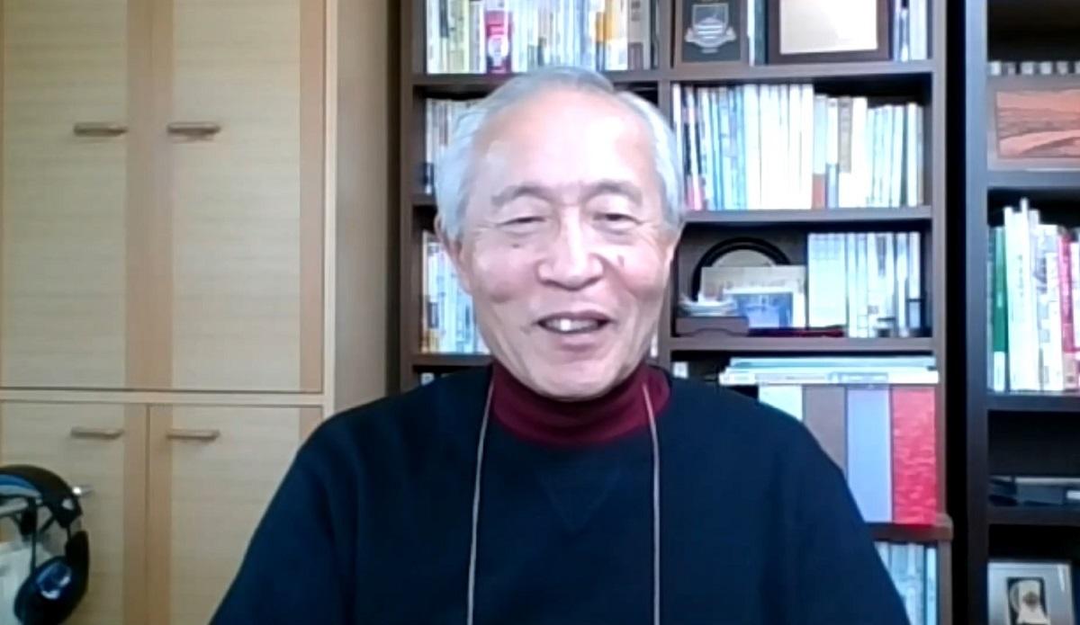 宮坂昌之さん(大阪大学免疫学フロンティア研究センター招へい教授