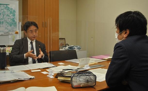「地方紙と首長と議会のなれ合いは、徳島だけじゃなく全国的な地方政治の劣化の問題です」