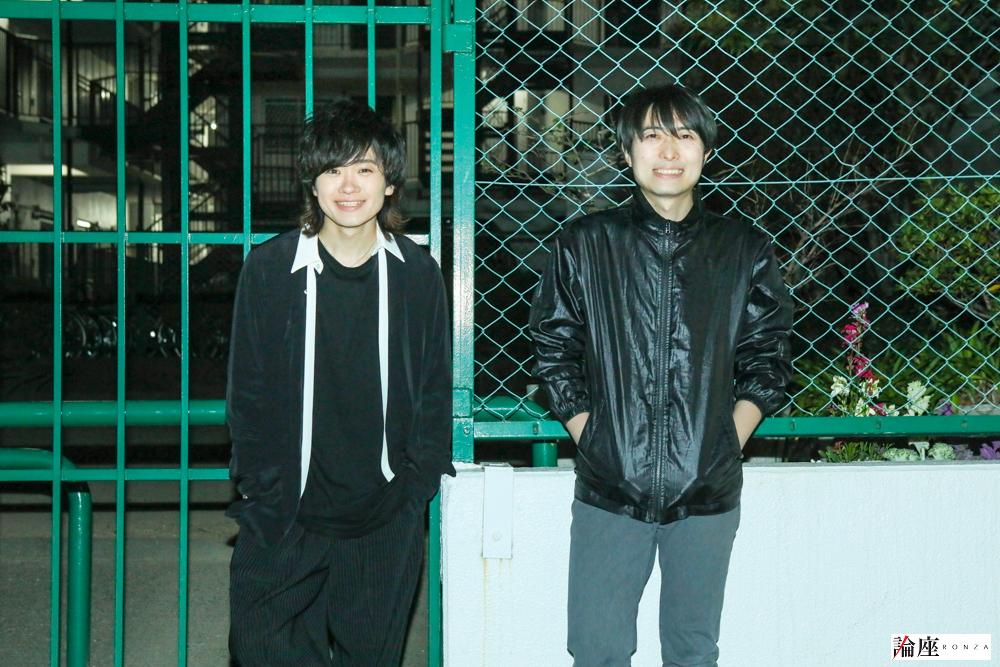 写真・図版 : 中屋敷法仁(右)と鳥越裕貴=宮川舞子 撮影