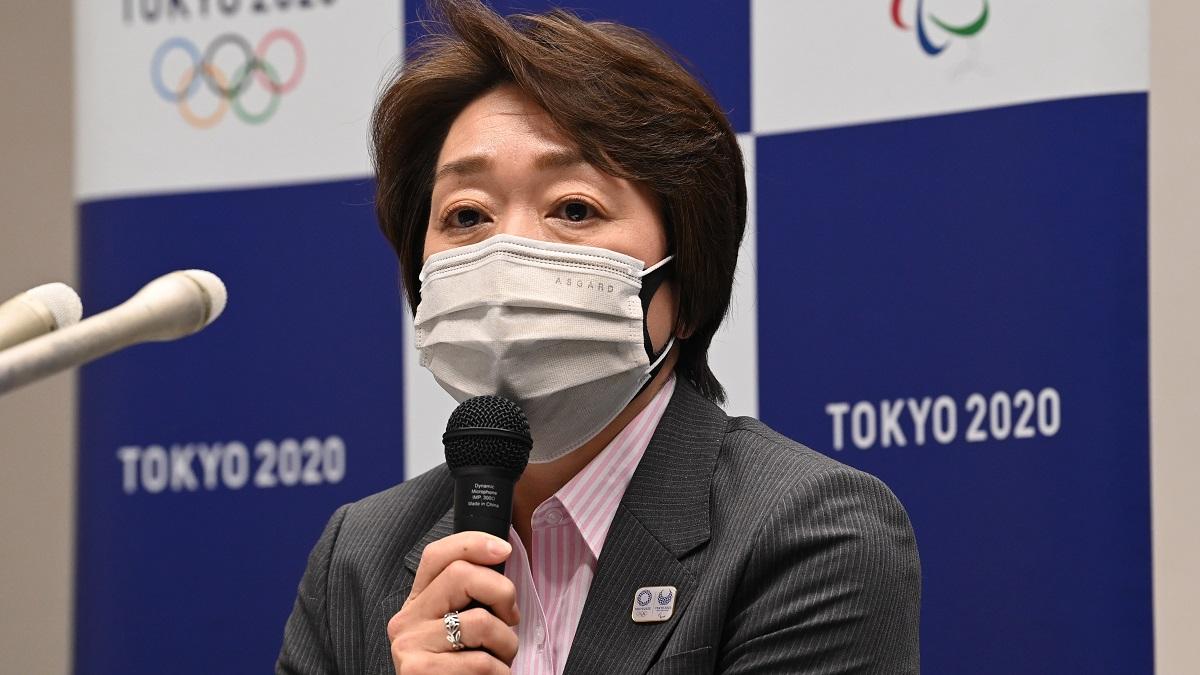 東京五輪・パラリンピック大会組織委員会の橋本聖子会長