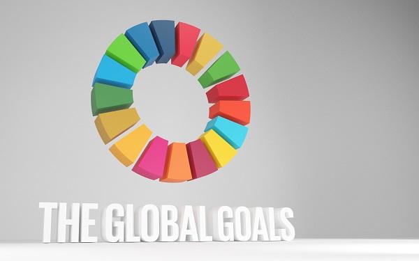 SDGsのシンボルカラー(shutterstock.com)