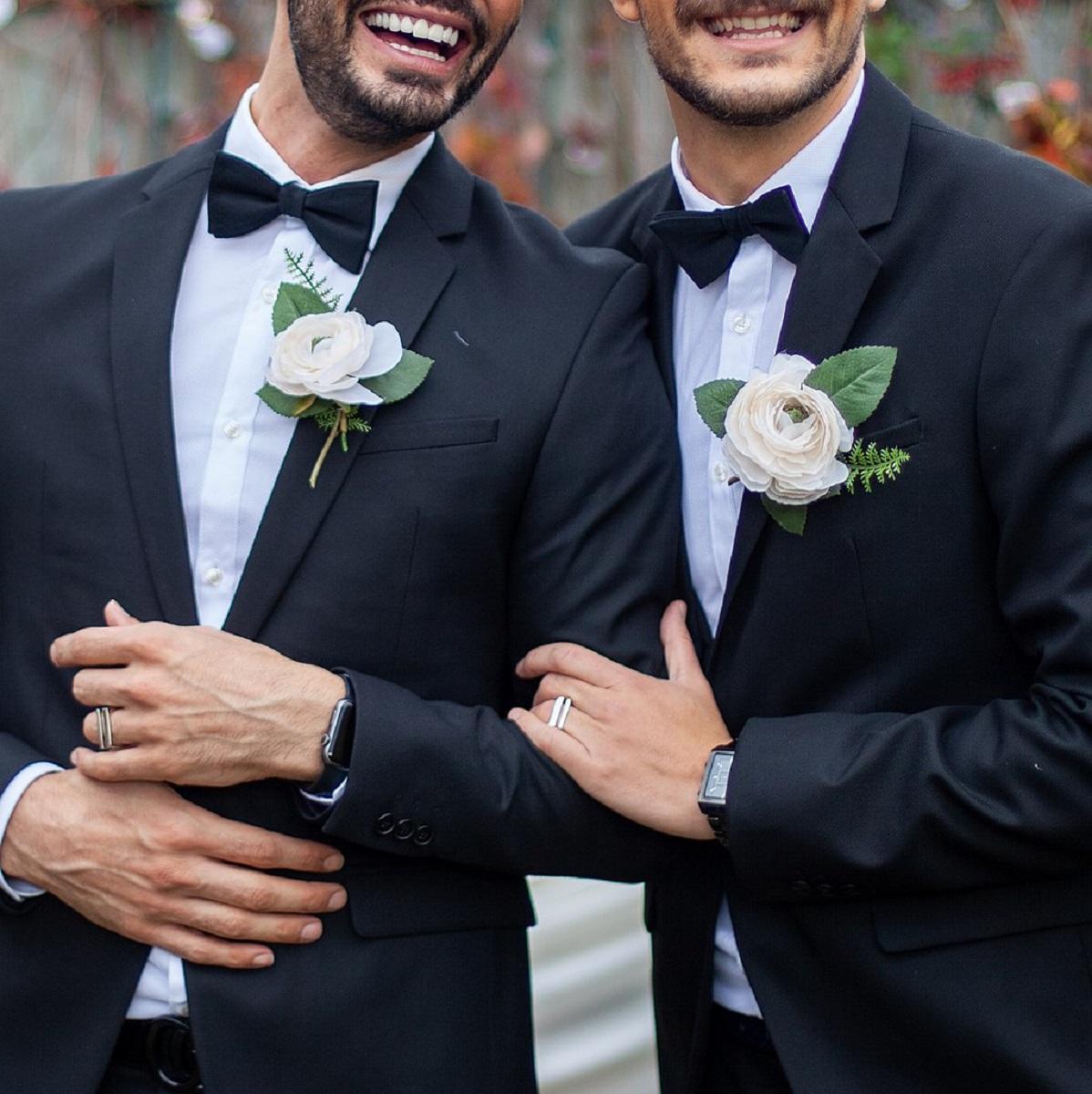 写真・図版 : 同性婚が当たり前だと、どちらも夫でも妻でもない
