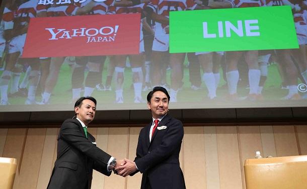 韓国の影を消したいLINEの企業統治