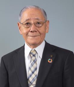 写真・図版 : 長府工産の伊奈紀道社長