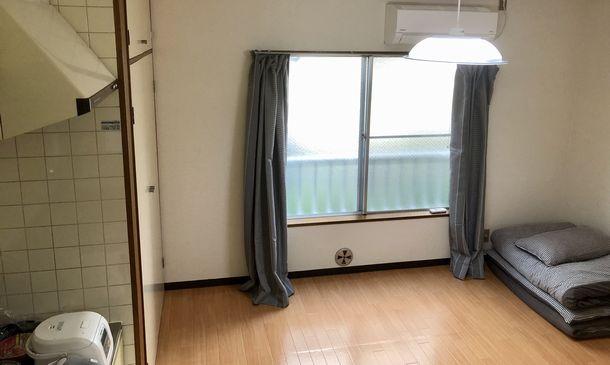 写真・図版 : つくろい東京ファンドの個室シェルター