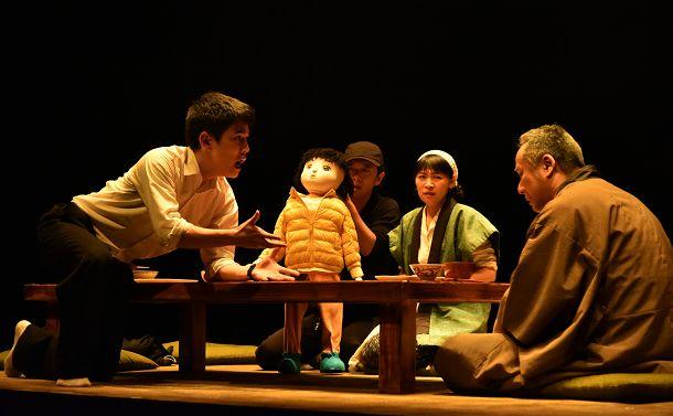 劇場に集い、考える。様々な人生、若者の希望、震災、原発……