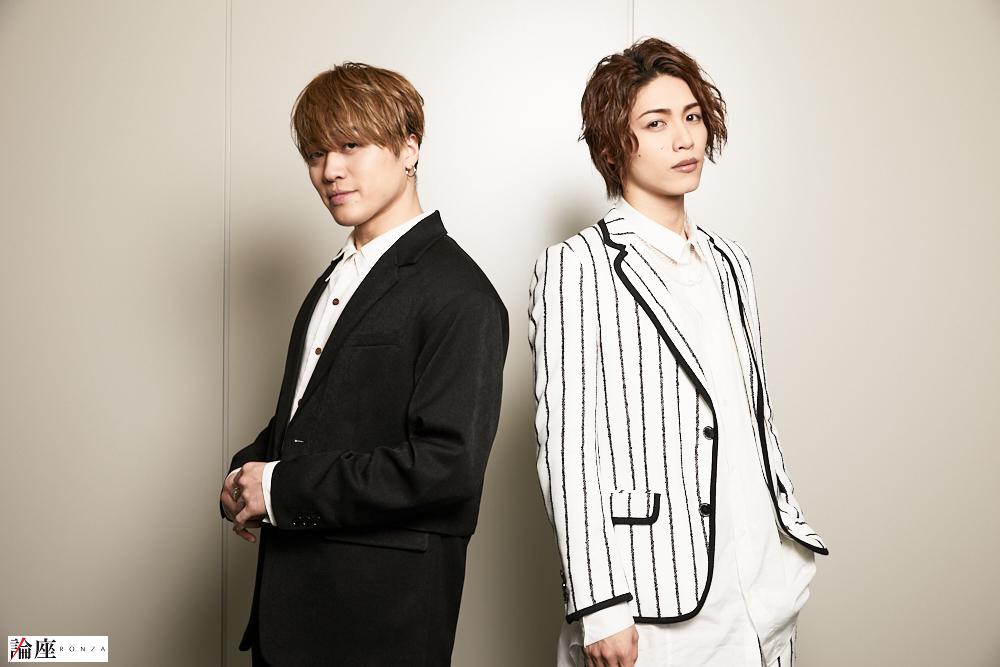 写真・図版 : 立石俊樹(右)と吉田広大=森好弘 撮影