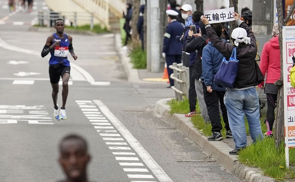 開催反対の逆風と、好記録を生んだ追い風を受けた東京五輪マラソンのテストイベント