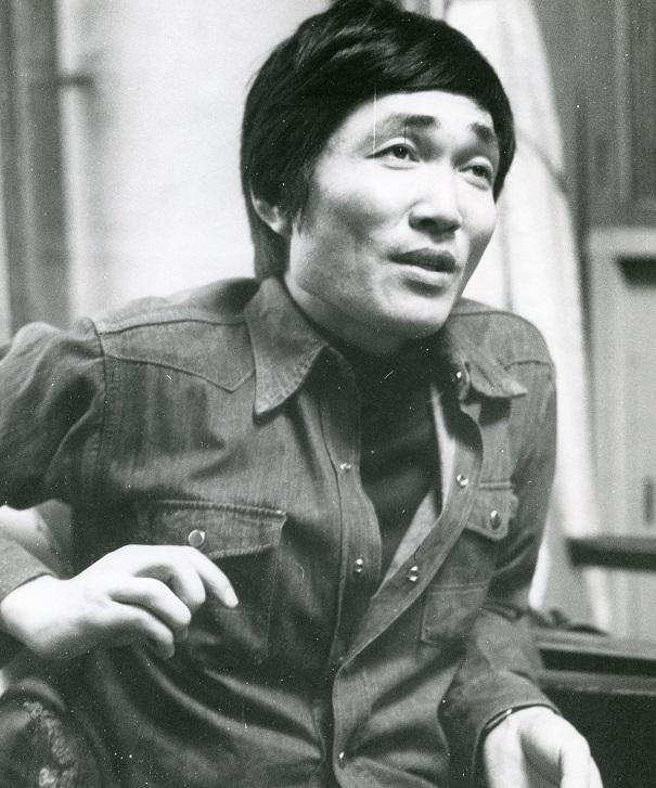 写真・図版 : 赤瀬川原平=1976年4月