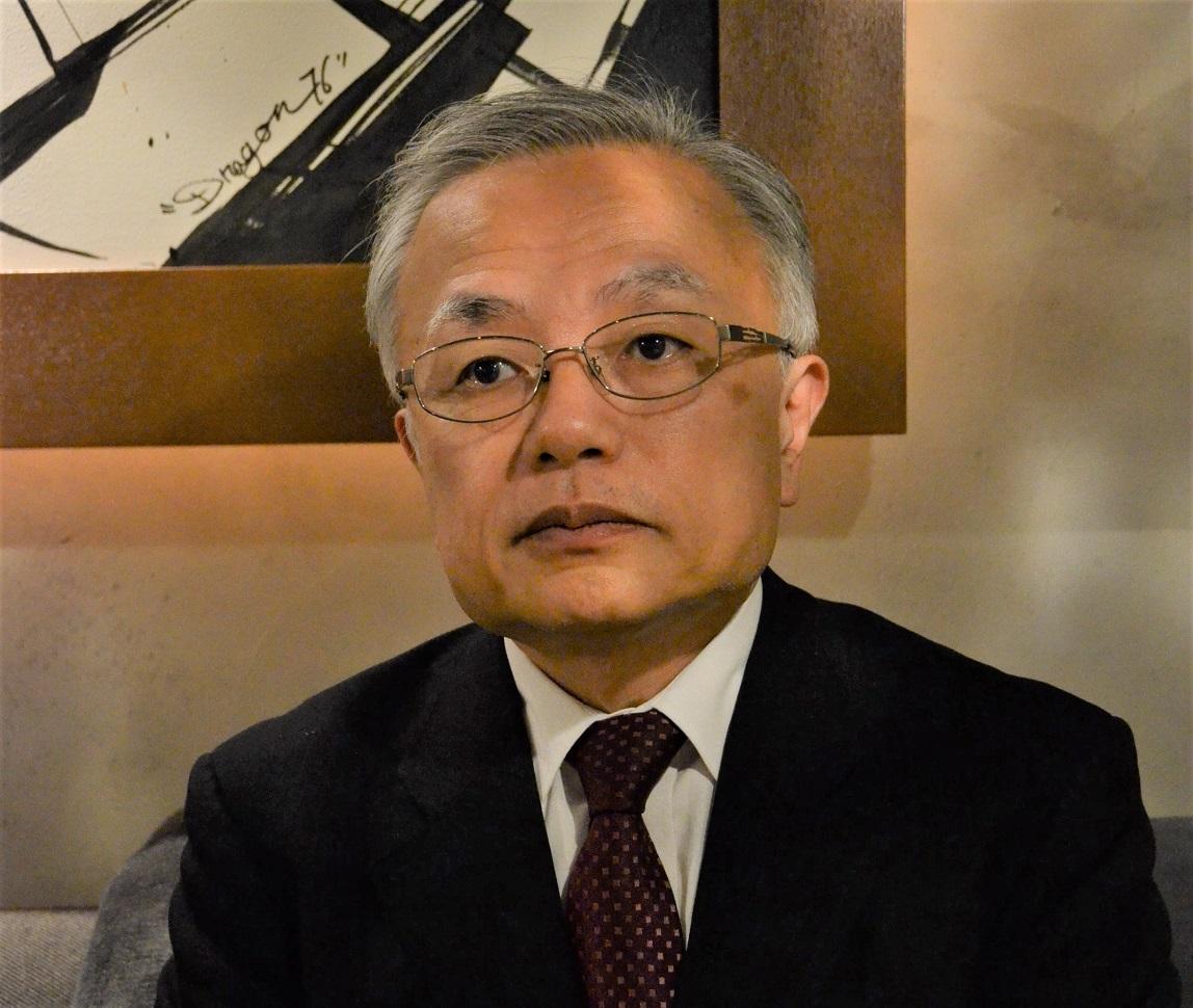 写真・図版 : 元原子力安全・保安院次長の平岡英治