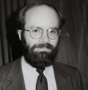 写真・図版 : 1990年、サントリー学芸賞を受賞したころのラムザイヤー教授