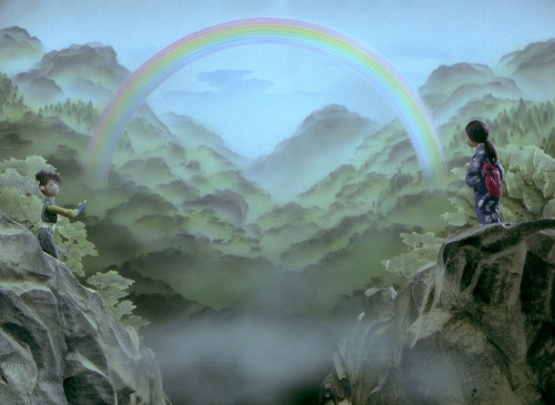 写真・図版 : 『虹に向って』(1977年・18分) Ⓒ株式会社エコー