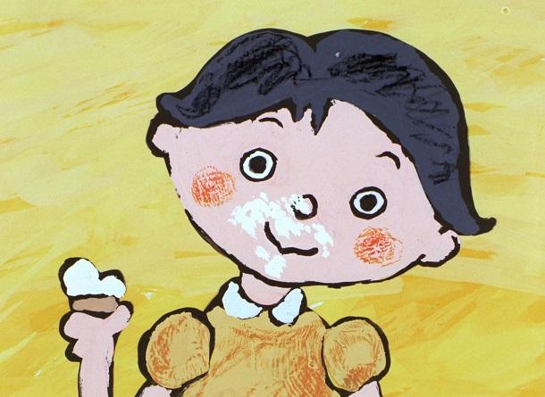 写真・図版 : 『チコタン ぼくのおよめさん』(1971年・11分) Ⓒ株式会社学習研究社 株式会社エコー