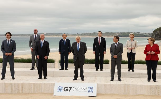 G7は再び世界をリードしていけるか? 対中警戒感から久々に示した結束