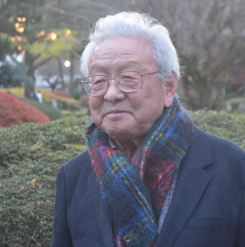 写真・図版 : 田中克彦・一橋大名誉教授