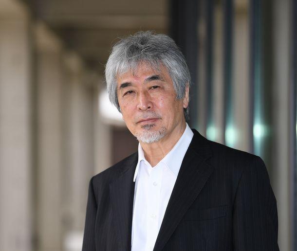 写真・図版 : 山極寿一・総合地球環境学研究所所長=2021年4月2日、京都市北区