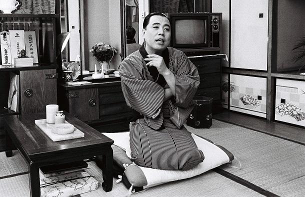 写真・図版 : 藤山寛美=1973年10月、東京・新橋演舞場