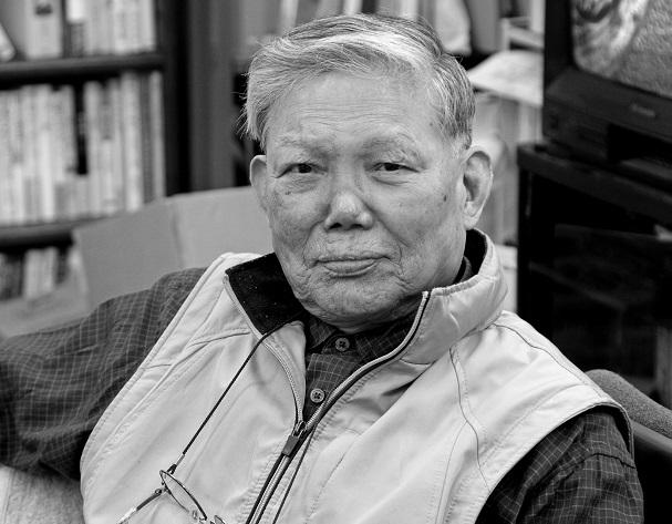 写真・図版 : 山下道輔さん=2008年、撮影・黒崎彰