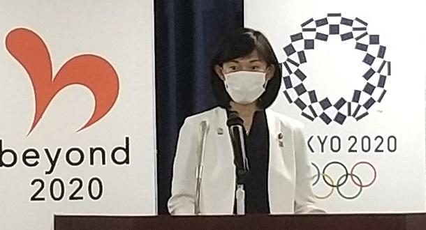 写真・図版 : テレビ朝日出身で、現在は五輪担当大臣となった丸川珠代さん