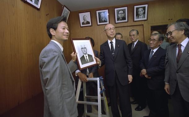江田五月氏を悼む〜戦後民主主義を体現したその人生
