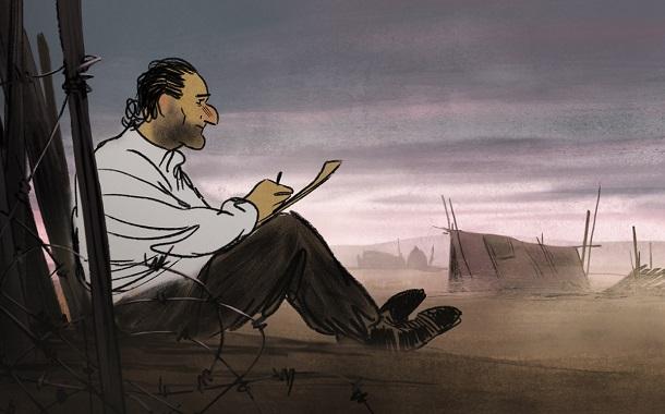 強制収容所でも絵を描き続けたジュゼップ