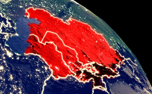 地政学からみた中央アジア5カ国