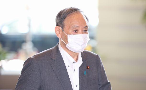 コロナ禍で正念場に立つ菅義偉首相~身を捨ててこそ浮かぶ瀬もあれ