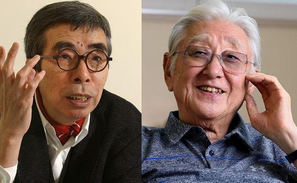 井上ひさしさんと浅利慶太さん