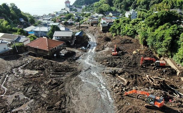 熱海土石流災害:法律だけでは不法投棄を無くせない