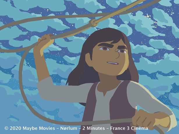 © 2020 Maybe Movies ,Nørlum ,2 Minutes ,France 3 Cinéma