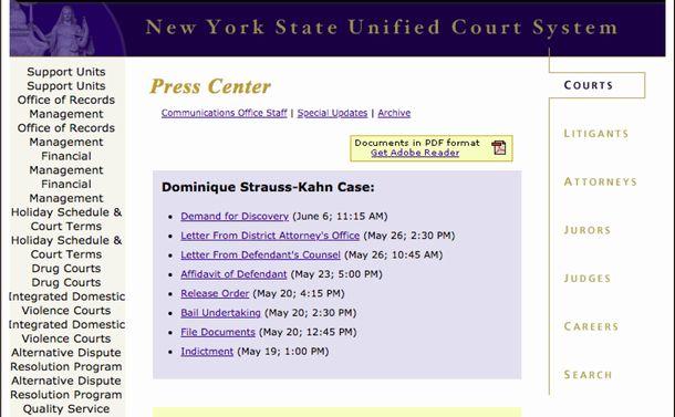 公共情報としての裁判記録 恩恵でなく、市民の権利に