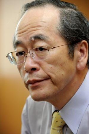 佐渡賢一・証券取引等監視委員会委員長
