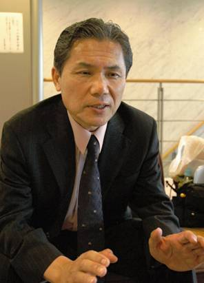 仙波敏郎さん
