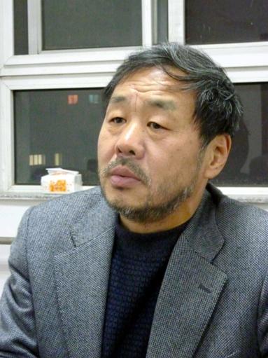 常凱・中国人民大学教授=北京市の中国人民大学