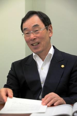 五十嵐 紀男(いがらし・のりお)