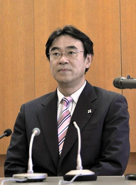 写真・図版 : 黒川弘務・法務事務次官