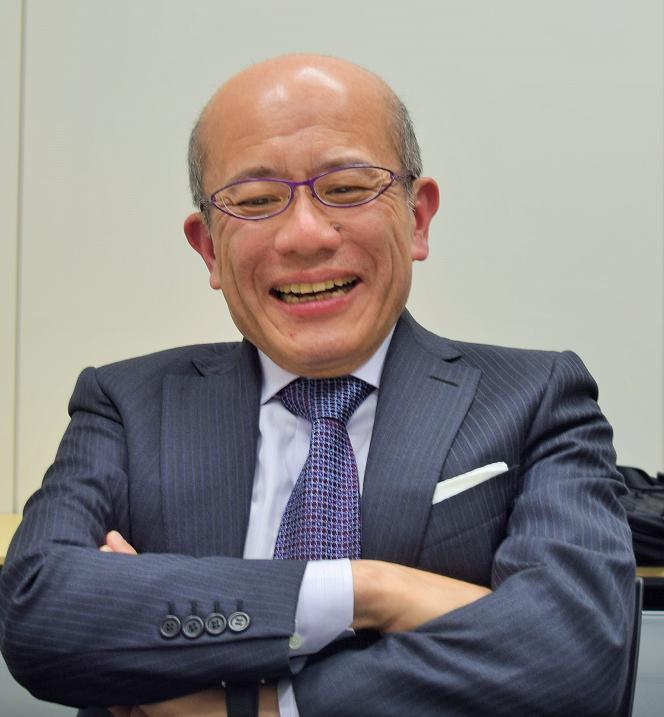 写真・図版 : 企業法務に詳しい国広正弁護士。「アスクルモデル」といわれる独立社外取締役の選考方法を打ち出した=東京都内